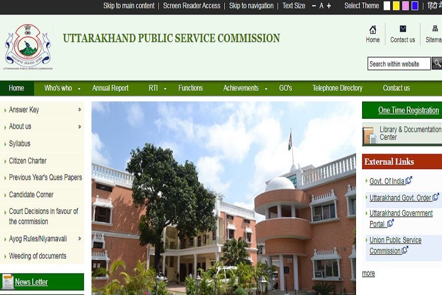 UKPSC Recruitment 2019: Apply for Assistant Review Officer, Typist, other posts, check details here @ukpsc.gov.in