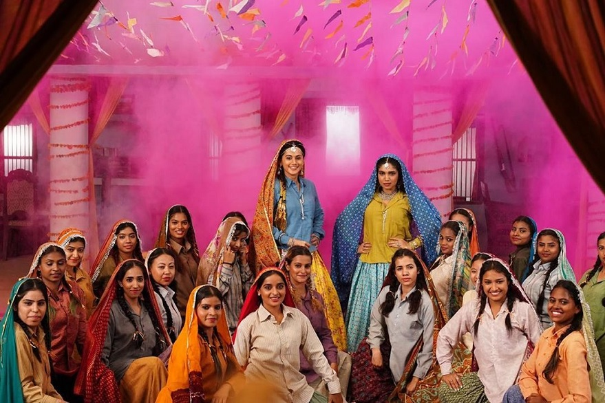 Saand Ki Aankh Song Womaniya: Bhumi Pednekar, Taapsee Pannu's latest song is all about power of women