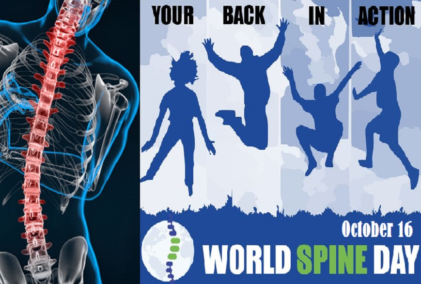 World Spine Day 2019, We Look At Easy Ways To Maintain Good Posture At Work