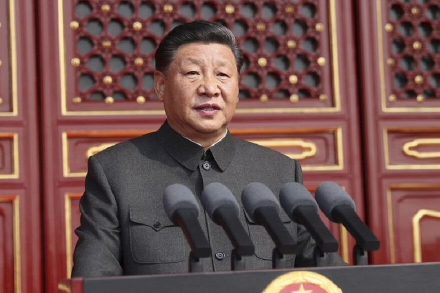 File photo of Chinese President Xi Jinping